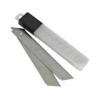 Сегментные лезвия для ножей, 18 х 100 мм, 7 сегментов, 10шт.