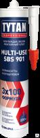 """Монтажный клей """"TYTAN Professional Multi-USE SBS 901"""", 310 мл"""