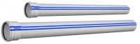 Труба канализационная DENIZ из поливинилхлорида (ПВХ) 2,2 mm