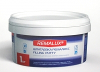 "Шпатлевка ""FILLING PUTTY"" REMALUX, 1 кг"