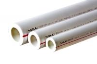 Полипропиленовая труба c наружной армировкой VALTEC PP-FIBER (PN25)