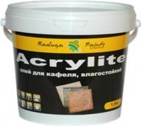 """Клей для кафеля, влагостойкий """"Acrylite"""""""