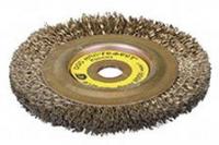 Щетка - крацовка дисковая для УШМ, посадочный 22 мм