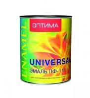 Оптима Universal Эмаль ПФ - 115