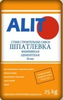 """Финишная цементная шпатлевка """"Alit"""""""