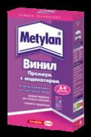 """Обойный клей """"Metylan"""" Винил Премиум с индекатором"""