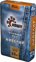 """Наливной пол """"НИВЕЛИР"""" 25 кг"""