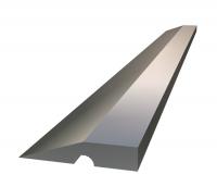 Правило алюминиевое с ребром жесткости