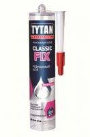 """Монтажный клей TYTAN """"CLASSIC FIX"""", прозрачный"""