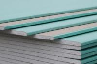 ГКЛ 9,5*1200*2500 гипсокартонный лист KNAUF потолочный, влагостойкий